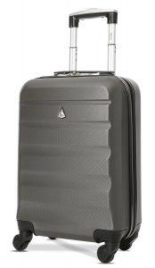 La maleta de cabina más vendida es Aerolite ABS