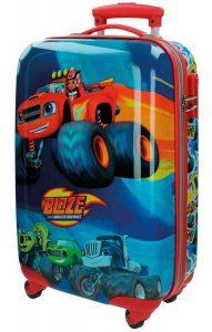 Maleta Infantil Trolley Blaze y los Monster Machine