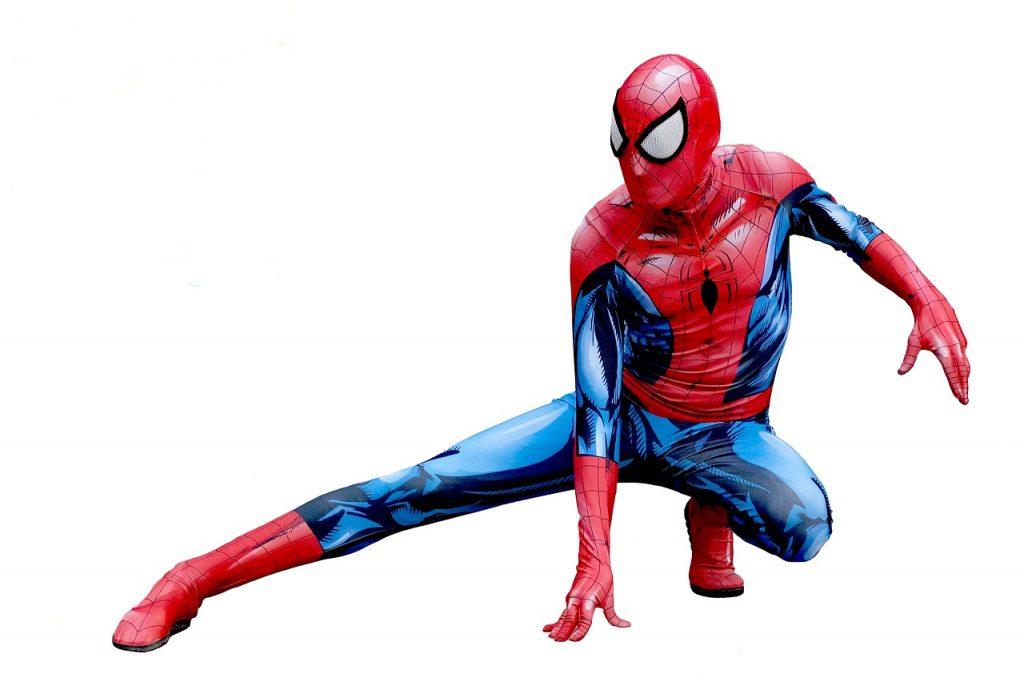 087ace1c7 Maletas de Cabina Infantiles Marvel 2019. Personaje Marvel Spiderman