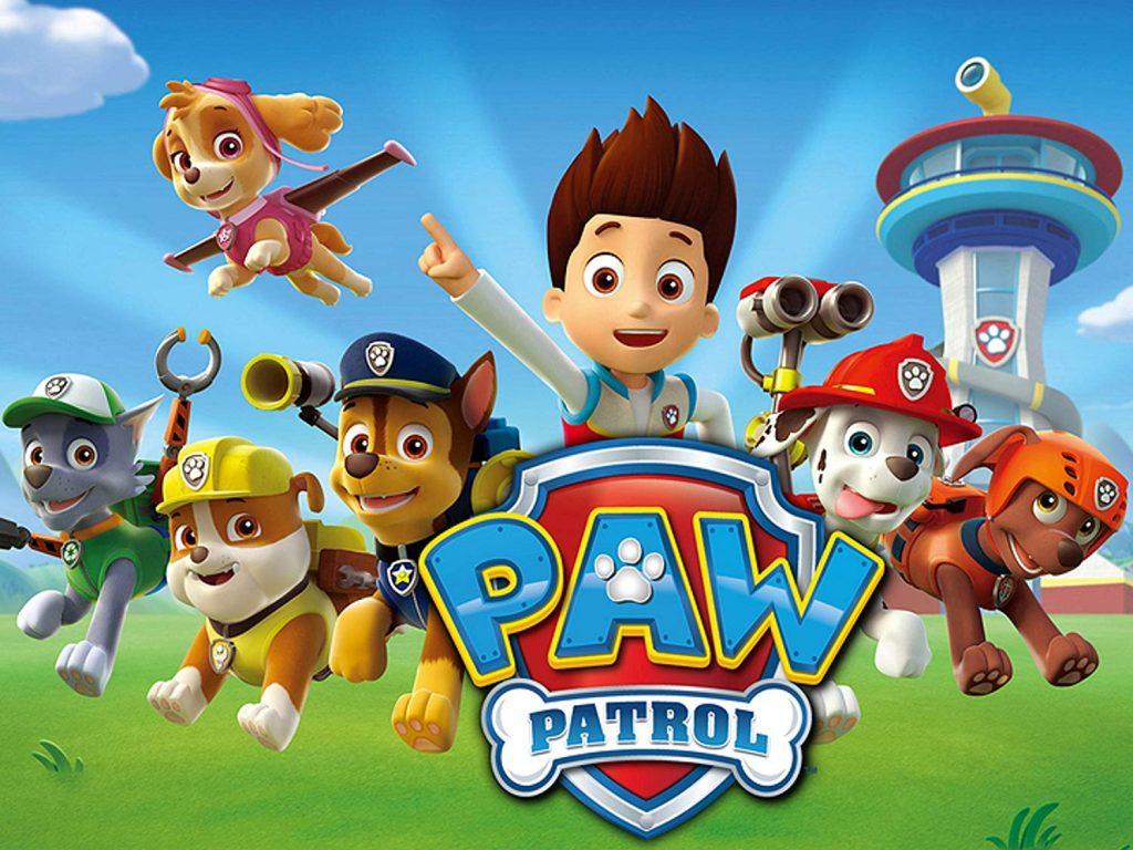 Personajes Paw Patrol, Patrulla Canina