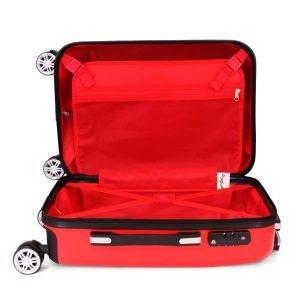 Compartimentos Maleta de Cabina Ladybug y Cat Noir