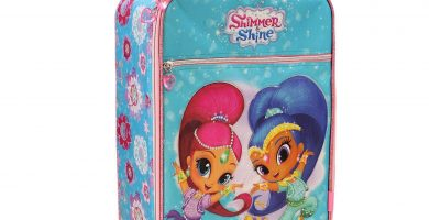 Maleta Blanda Shimmer and Shine Dancing