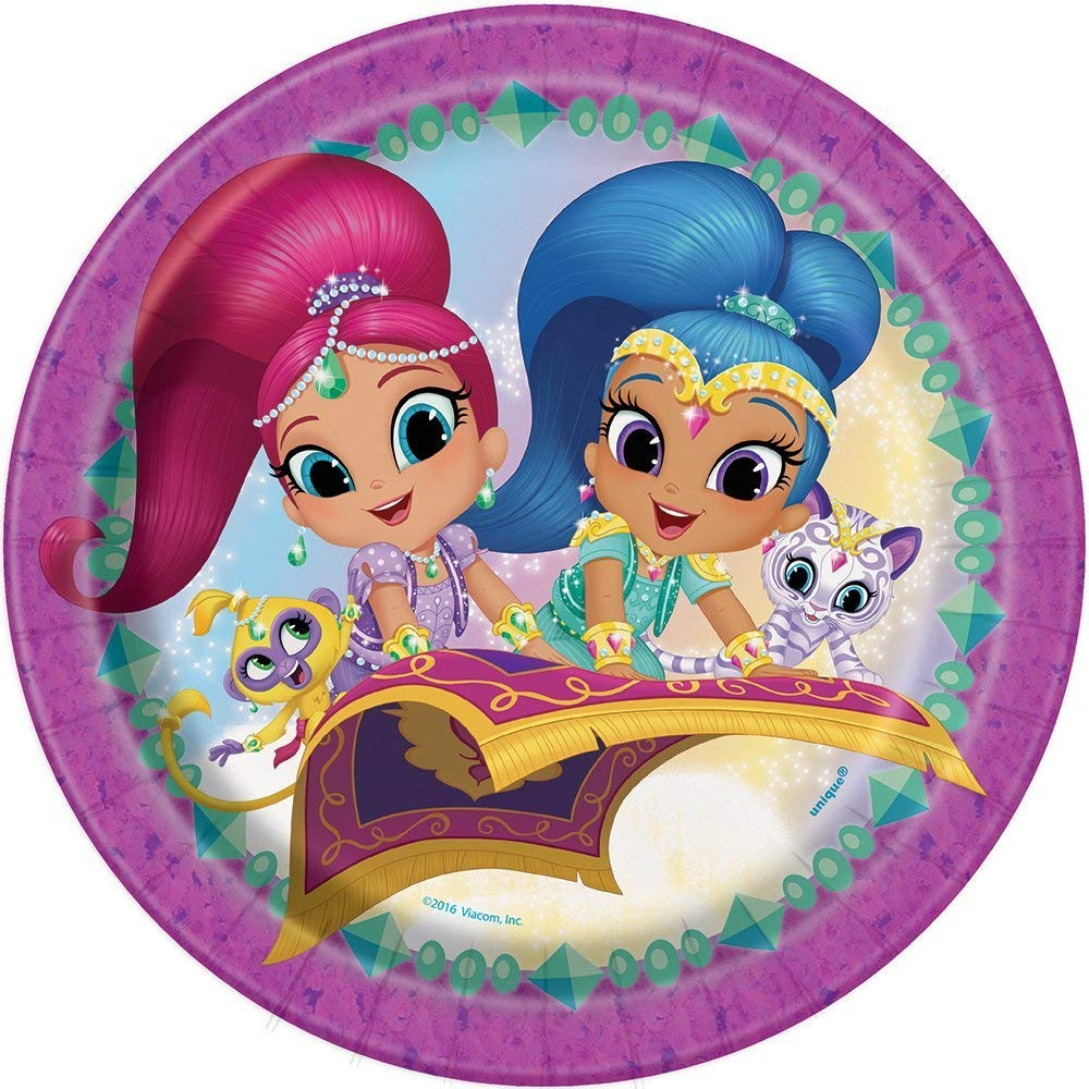 Personajes Shimmer and Shine