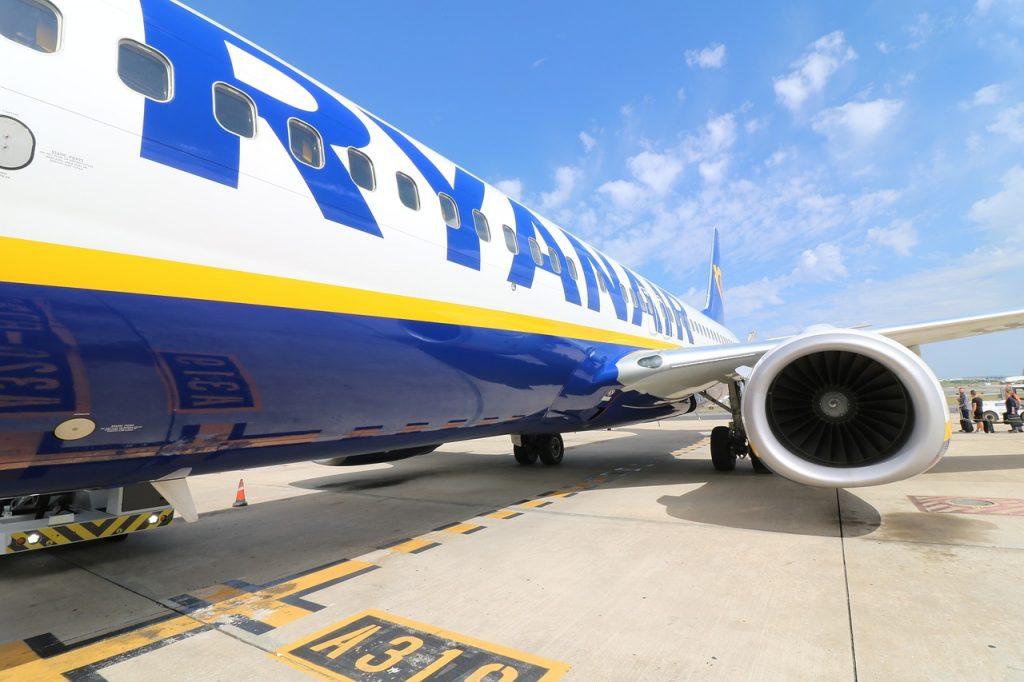 Ryanair y sus nuevas políticas de equipaje de mano.