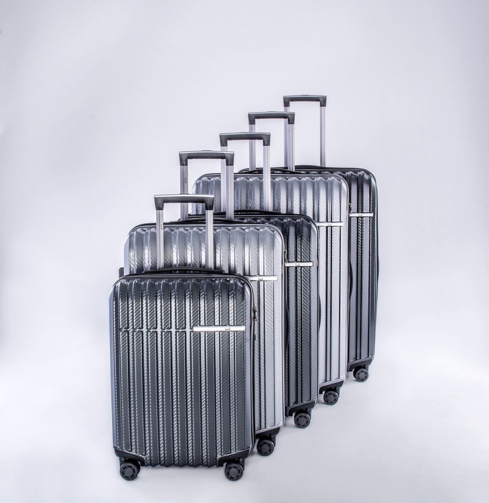 Los Juegos de Maletas de Viaje o Set de Maletas, es la mejor opción para transportar todo tu equipaje para los viajes o vacaciones de larga estancia.