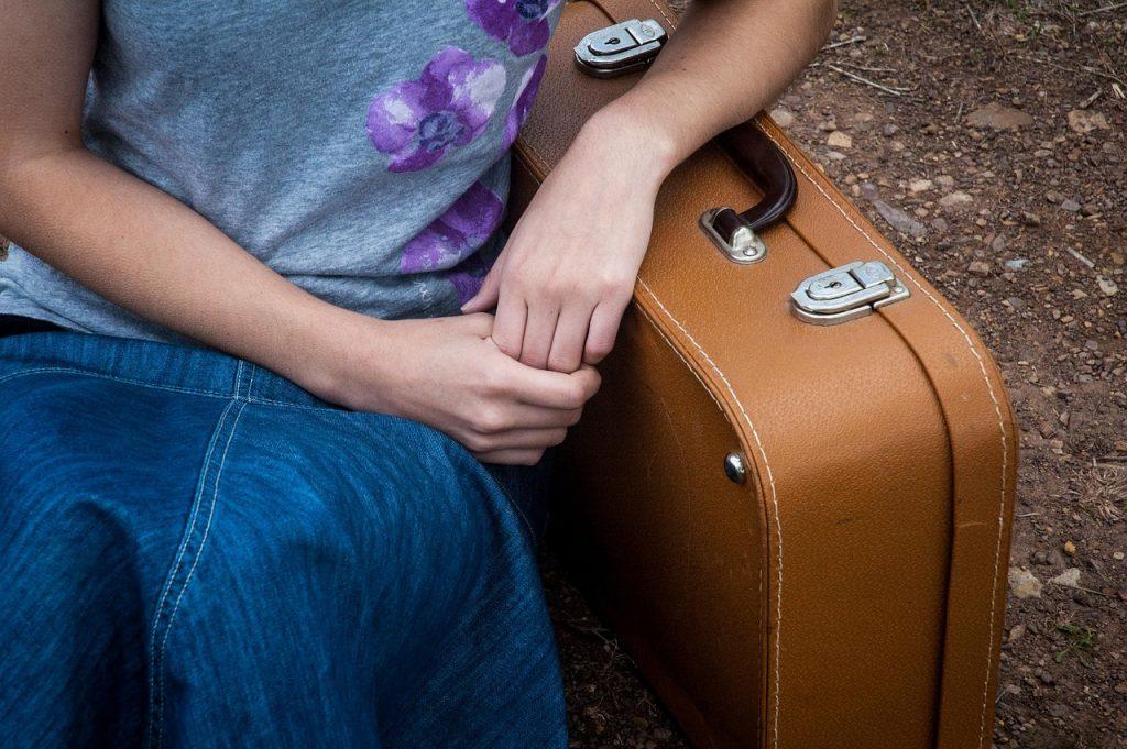 Maletas de viaje y mochilas estilo vintage