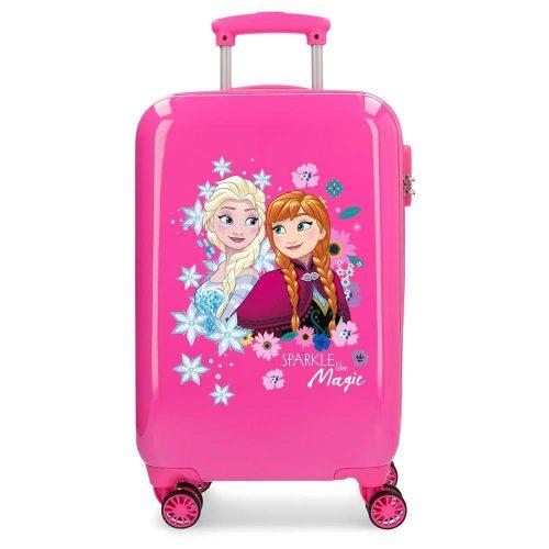 Maleta de Viaje Infantil Tipo Trolley Disney Frozen