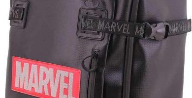 KARACTERMANIA Marvel - Maleta TPU, Black