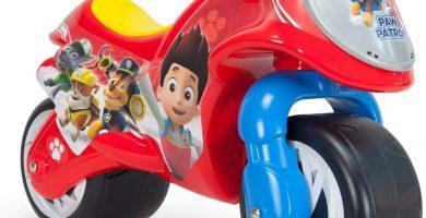 Moto Paw Patrol Correpasillos Patrulla Canina, para Niños y Niñas de +18m.