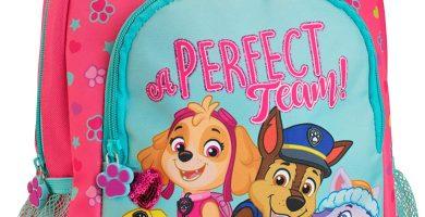 Paw Patrol Mochila Escolar para Niños y Niñas La Patrulla Canina