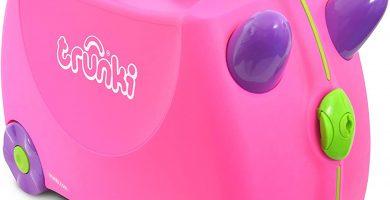 Trunki Maleta correpasillos y equipaje de mano infantil: Trixie