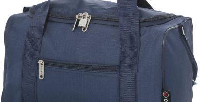 5 Cities 5 Cities 35x20x20 Maximum Ryanair Cabin Hand Luggage Holdall Flight Bag