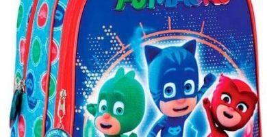PJ Masks mochila infantil de dos ruedas IT'S TIME TO BE A HERO!